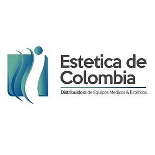 Logo de Estetica De Colombia🇨🇴