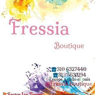 Logo de FRESSIA BOUTIQUE 🌷