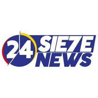 Logo de 24 SIE7E NEWS