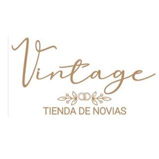 Logo de Vintage Tienda De Novias