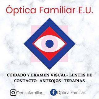 Logo de Optica Familiar