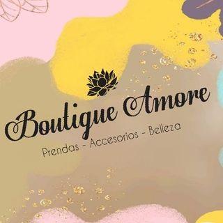 Logo de Boutique Amore