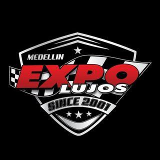 Logo de EXPOLUJOS LA 33 MEDELLIN