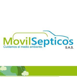 Logo de movilsepticos SM