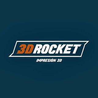 Logo de 3DROCKET