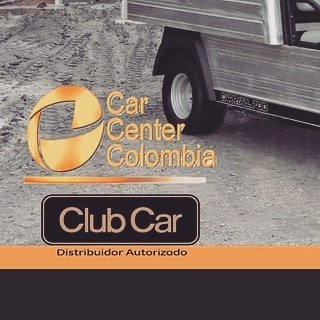 Logo de Car Center Colombia SA