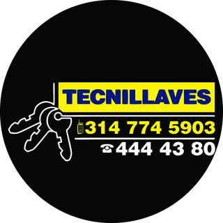 Logo de T E C N I L L A V E S