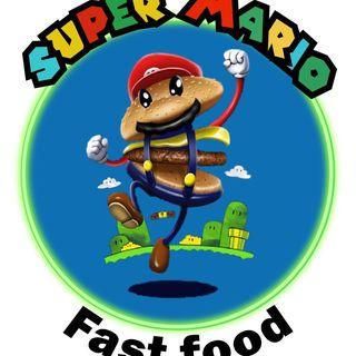 Logo de SuperMario Fast Food