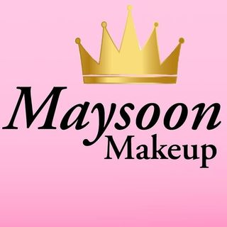 Logo de Maquillaje Maysoon Makeup Buga