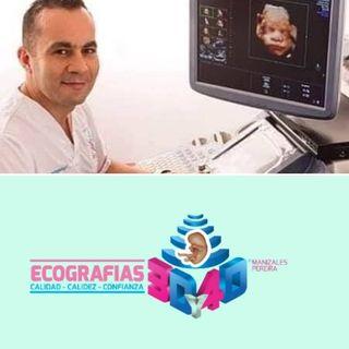 Logo de Ecografias 3D y 4D