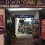 Logo de touchcell
