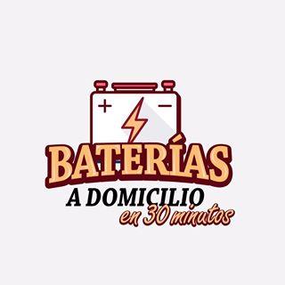 Logo de Baterias En 30 Minutos