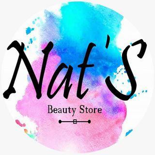 Logo de Nat's Beauty Store💄Makeup