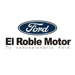 Logo de El Roble Motor Manizales
