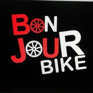 Logo de bon jour bike