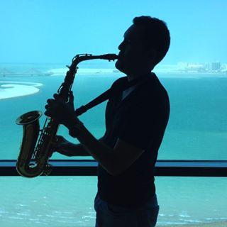Logo de César Orozco | Saxofonista