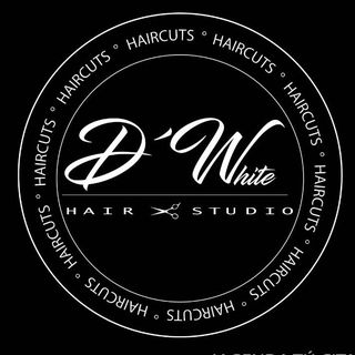 Logo de D'white Hair Studio