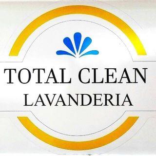 Logo de Total Clean Lavanderia