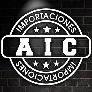 Logo de importaciones Aic