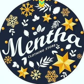Logo de Mentha  Solo Tendencia ✨