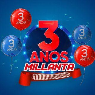 Logo de MILLANTA