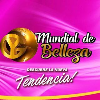 Logo de Yg Mundial De Belleza