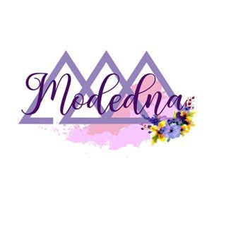 Logo de MODEDNA