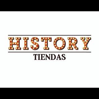 Logo de HISTORY TIENDAS