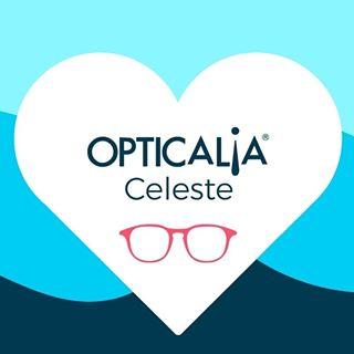 Logo de Opticalia Celeste
