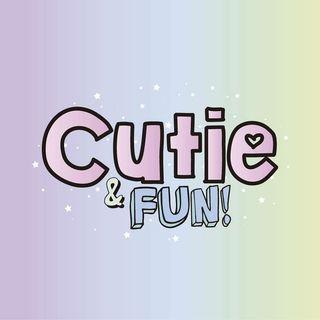 Logo de Cutie&Fun