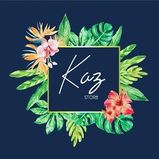 Logo de KAZ • STORE ✨