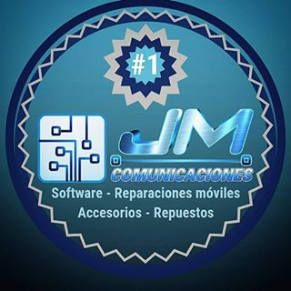 Logo de JM COMUNICACIONES ⚙🔧