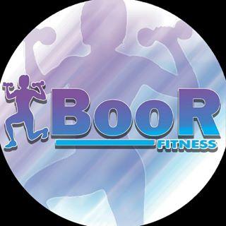 Logo de BOOR FITNESS