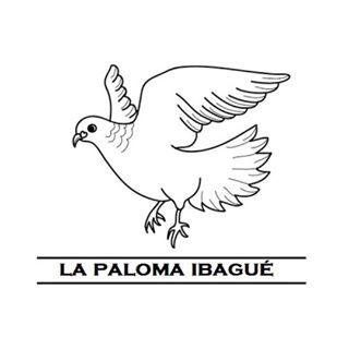 Logo de La Paloma Ibaguereña