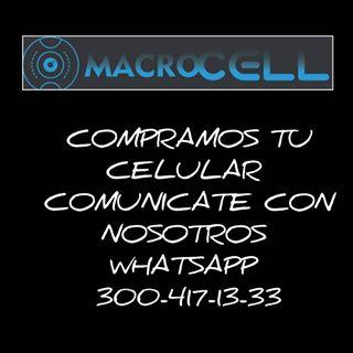 Logo de MACROCELL
