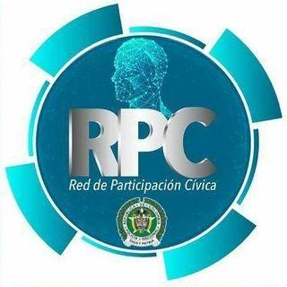 Logo de RED DE PARTICIPACIÓN CÍVICA