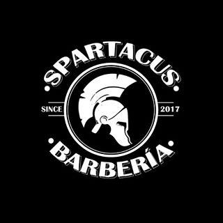 Logo de SPARTACUS BARBERIA