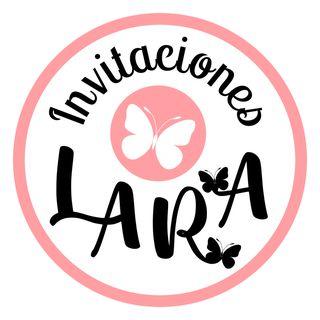 Logo de invitacioneslara
