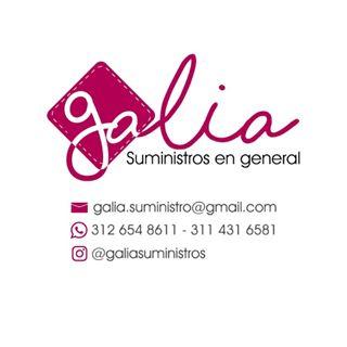 Logo de Galia, Suministros en General