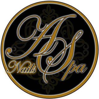Logo de !As Nails Spa!💅🏻🎀