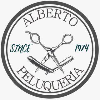 Logo de Alberto Peluqueria 💈