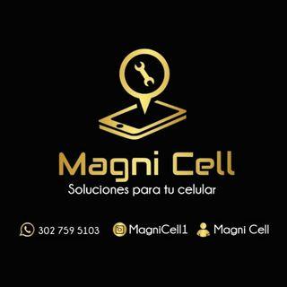 Logo de Magni Cell