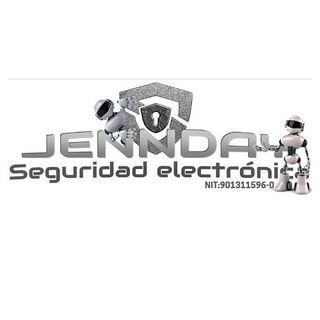 Logo de JENNDAY Seguridad Electronica