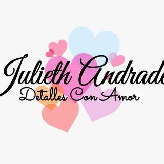 Logo de Julieth Andrade Eventos ✨