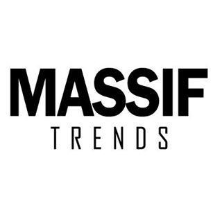 Logo de Camisetas Massif Trends