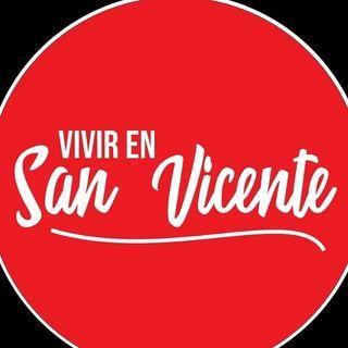Logo de Vivir en San Vicente