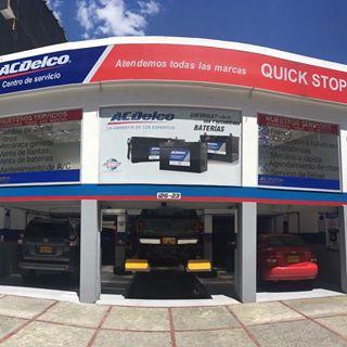 Logo de Quick Stop ACDelco
