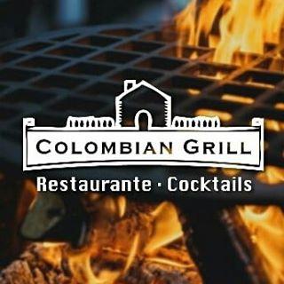 Logo de COLOMBIAN GRILL