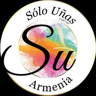 Logo de Solo Uñas Armenia