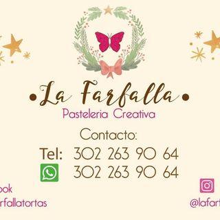 Logo de La Farfalla PasteleriaCreativa